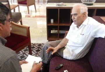 Necesario conocer sobre refinería, asegura el doctor en economía Firdaus Jhabvala