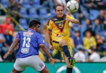 Cuauhtémoc Blanco gobernó la cancha con dos goles en despedida del Estadio Azul VIDEO