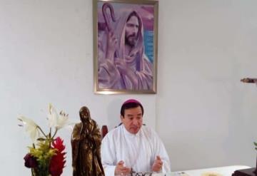 Obispo de la diócesis de Tabasco llama a las autoridades estatales a ser buenos administradores