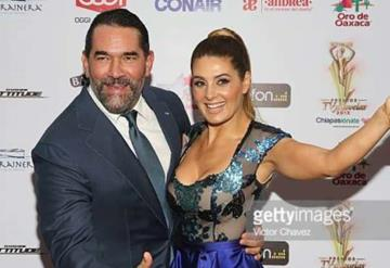 ¡Mayrín Villanueva y Eduardo Santamarina en medio de engaños, traiciones y mentiras!