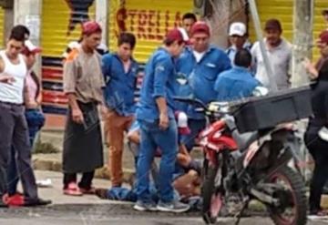 Linchan a un presunto asaltante en la colonia Atasta de Serra