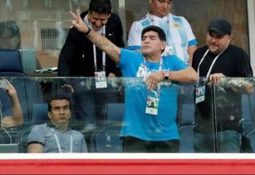 Merle Uribe confiesa relación amorosa con Maradona: Era un gran amante