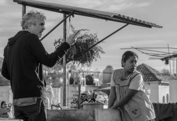 Roma de Alfonso Cuarón busca nominación a los Oscar y Goya