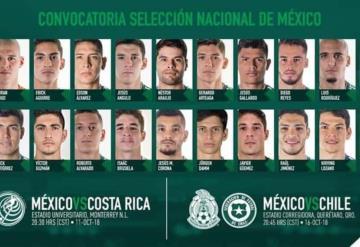 Vuelve Gallardo a la Selección Nacional, esta es la convocatoria oficial