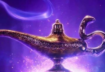 Disney Lanza el primer póster de Aladdin Live- Action