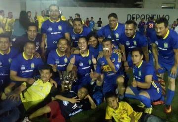 Triunfa Deportivo Buenavista después de seis meses de torneo de futbol