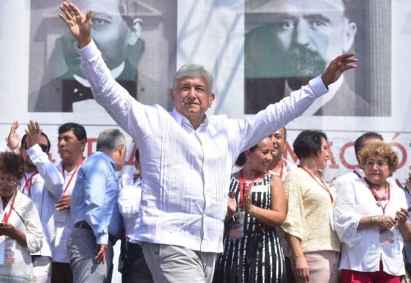 Así se vivió el último evento masivo de AMLO en Tabasco como Presidente Electo de México
