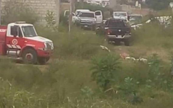 Encuentran 8 cadáveres en nueva fosa en Tonalá, Jalisco