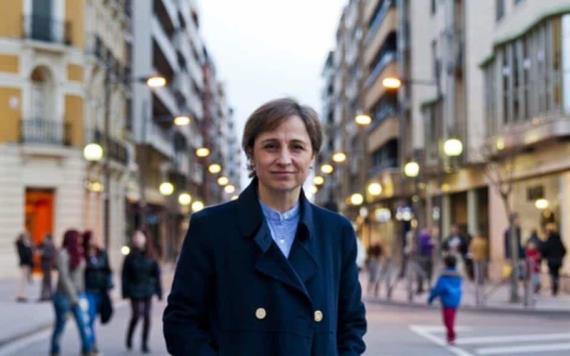 Universidad de Arizona premia a Carmen Aristegui por su labor periodística