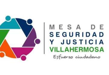 Forma parte de la Mesa de Seguridad y Justicia de Villahermosa