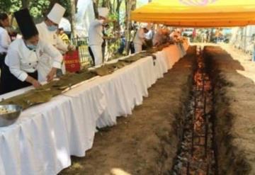 Harán en Villahermosa el tamal más grande del mundo
