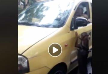 VIDEO: Abandonan a su perro y éste corre desesperado intentando alcanzarlos