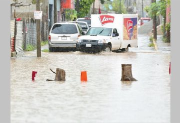 ¡Atención!: Pronostican lluvias similares a 2007