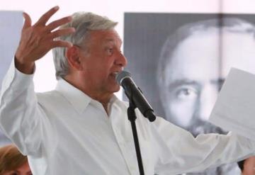 Se modificará la ley para que haya democracia sindical: López Obrador