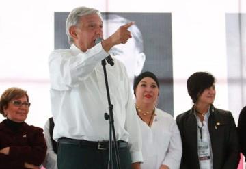 López Obrador dividirá  al país en 265 regiones de seguridad
