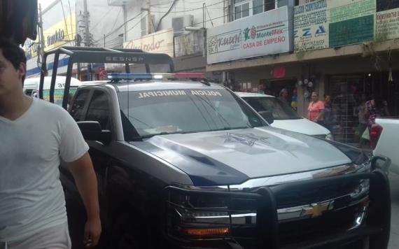 #AlMomento Fuerte operativo en Cárdenas por dos niños desaparecidos