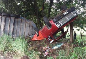 Menor de edad pierde la vida en fatal accidente en E. Zapata