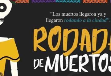 31 de octubre rodada del Día de Muertos en Villahermosa