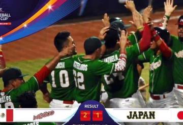México, campeón mundial de béisbol sub 23
