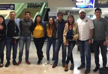 Estudiantes universitarios representarán a Tabasco en el Texas Medical Center