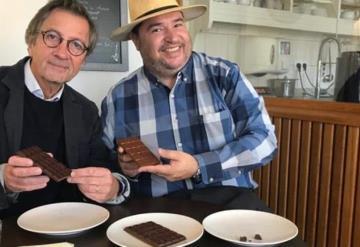 Chocolates Wolter firma contrato en Europa