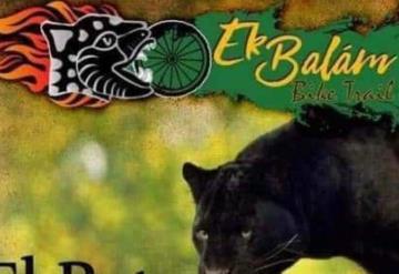 """Presentan """"Ek Balam Bike Trail"""", el reto del Jaguar 50 km en Tenosique"""