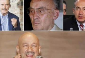 Se acabaron las Pensiones a ex presidentes