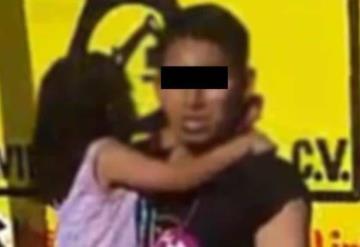 Feminicida de Casa Blanca trató de robarse a su hija después del asesinato