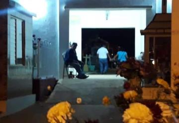 Así lucen los panteones en vísperas de Día de Muertos en Villahermosa