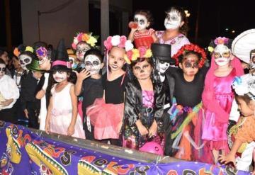 Rescatan tradiciones en Balancán con eventos múltiples