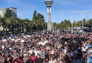 Empleados de Google protestan contra casos de acoso sexual