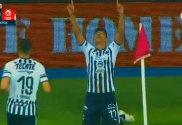 Rayados venció 2-0 a Veracruz; tiene un pie en la Liguilla