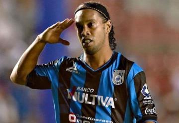 Ronaldinho estaría en la quiebra, Fiscalía Brasileña intervino sus cuentas bancarias