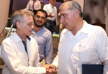 Los resultados en la Mesa de Seguridad son muy buenos y por el bien de Tabasco: Adán Augusto