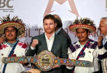 ´Canelo´ Álvarez se lleva el Premio Nacional del Deporte