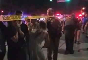 Al menos 12 muertos deja tiroteo en bar de California