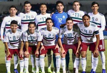 Diego Lainez y Oswaldo León lucen en el 8-0 de México a Granada