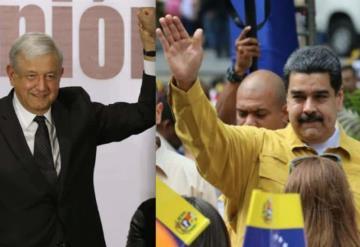 El PAN pide a AMLO cancelar la invitación a Maduro a la toma de protesta