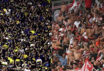 Se pospone de último minuto la final Boca vs River de Copa Libertadores