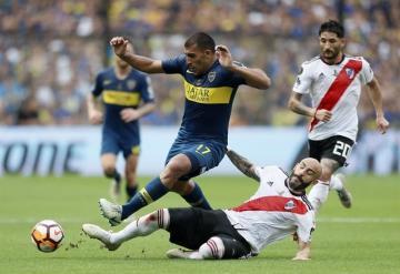 Boca y River empatan en partido de ida de la final de la Copa Libertadores