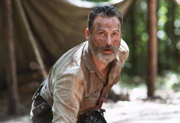 Rick Grimes no se va, protagonizará tres películas de TWD