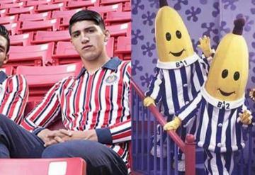 Chivas presentó su playera para el Mundial de Clubes y los acabaron con los memes