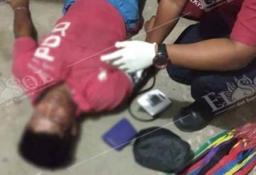Joven intentó suicidarse colgándose de una hamaca, pasó en Cunduacán