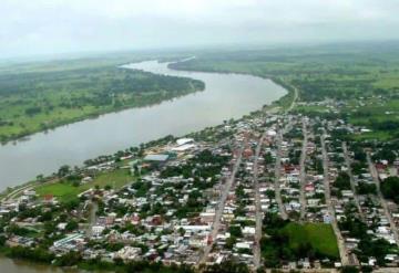 Entérate, así se encuentra el nivel de los ríos de Tabasco