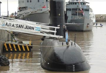 Encuentran submarino desaparecido en 2017