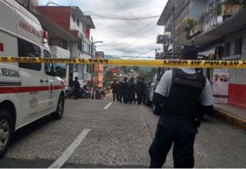 Tiroteo en bar de Veracruz deja dos muertos y cinco heridos