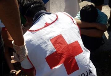 Fuerte accidente se registra en la carretera Villahermosa-La Isla