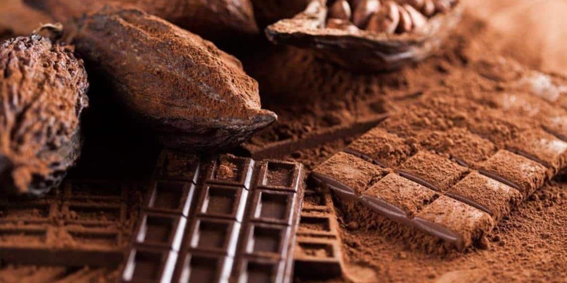 El mejor chocolate oscuro del mundo es de Tabasco!