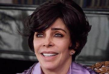 Se va Verónica Castro de la serie ´La Casa de Las Flores´