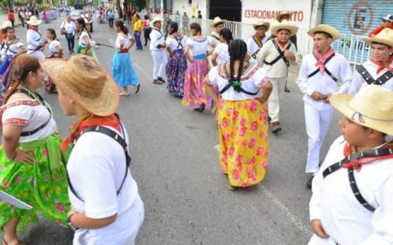 #Fotogalería: Así se vivió el Desfile Cívico Deportivo